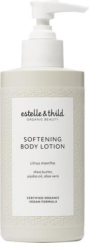 Citrus Menthe Softening Body Lotion
