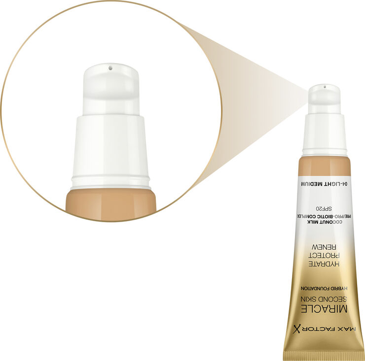 MAX FACTOR Miracle Touch Second Foundation 07 Neutral medium