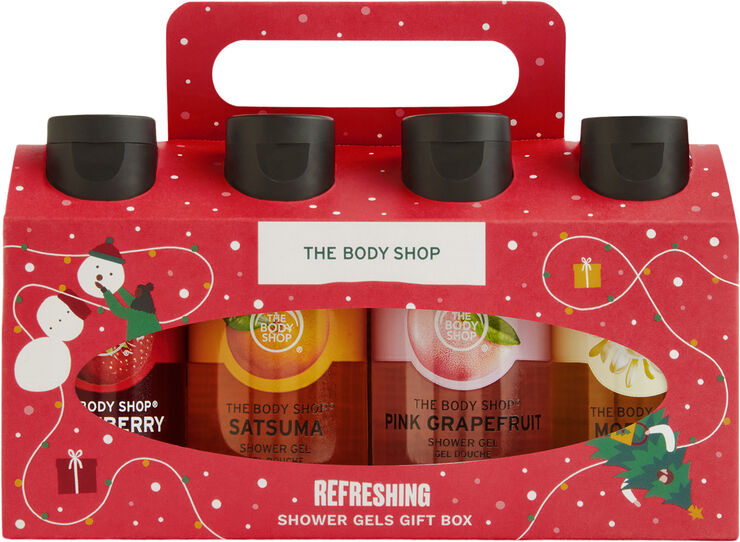 Refreshing Shower Gels Gift Box