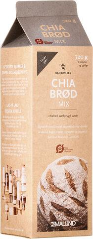 Chia Grill Brød Karton