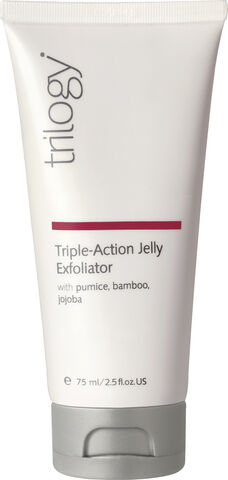 Triple-Action Jelly Exfoliator