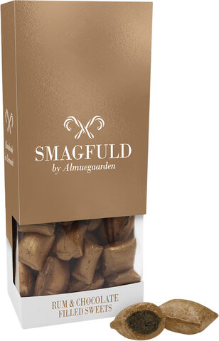 Smagfuld - Rum & Chocolate, 110g