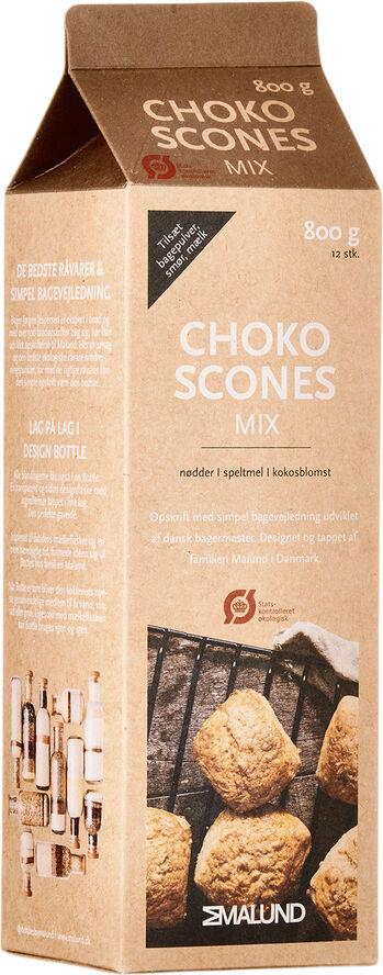 Choko Scones Karton