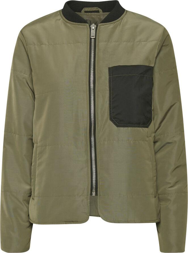 DHGrue Short Jacket