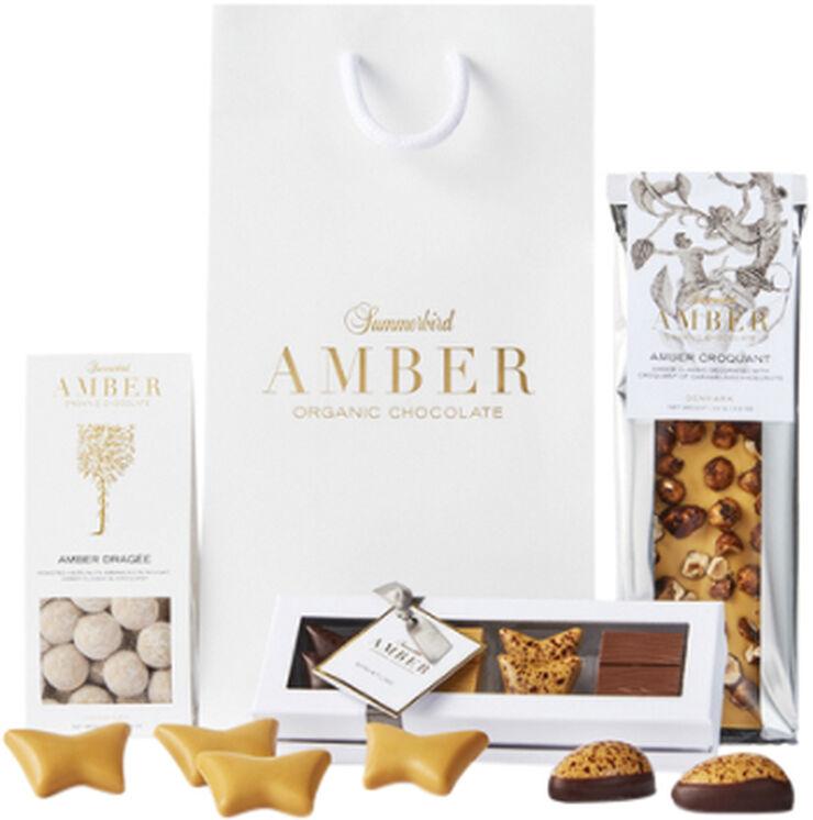Amber giftbag