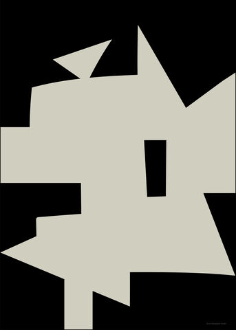 Modern shape No 15 70100