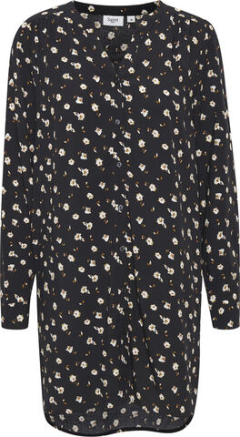 BellisSZ LS Shirt Farm Flower Print