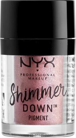 Shimmer Down Pigment - Mauve Pink