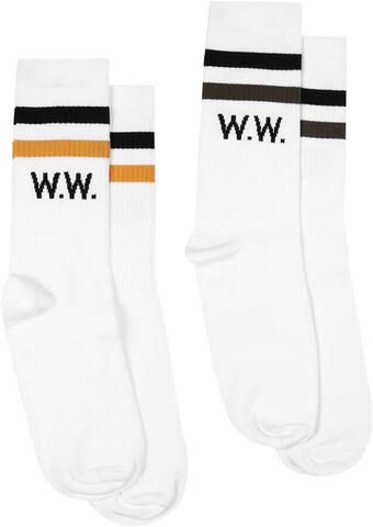 Gail 2-pack socks