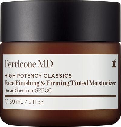 High Potency Classics Face Finishing & Firming Moisturizer Tint SPF 30