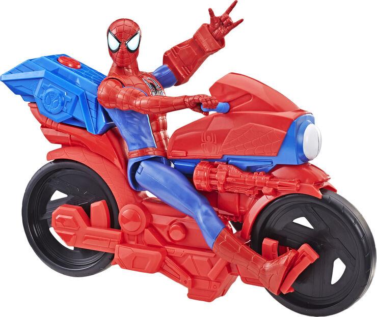 Spider-Man Titan Hero Power Pack Cycle