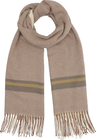 BUTTERSCOTCH scarf