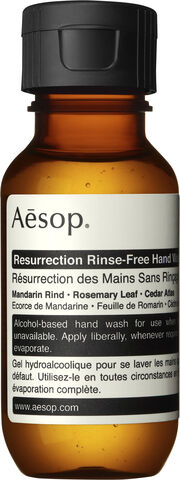 Resurrection Rinse-Free Hand Wash