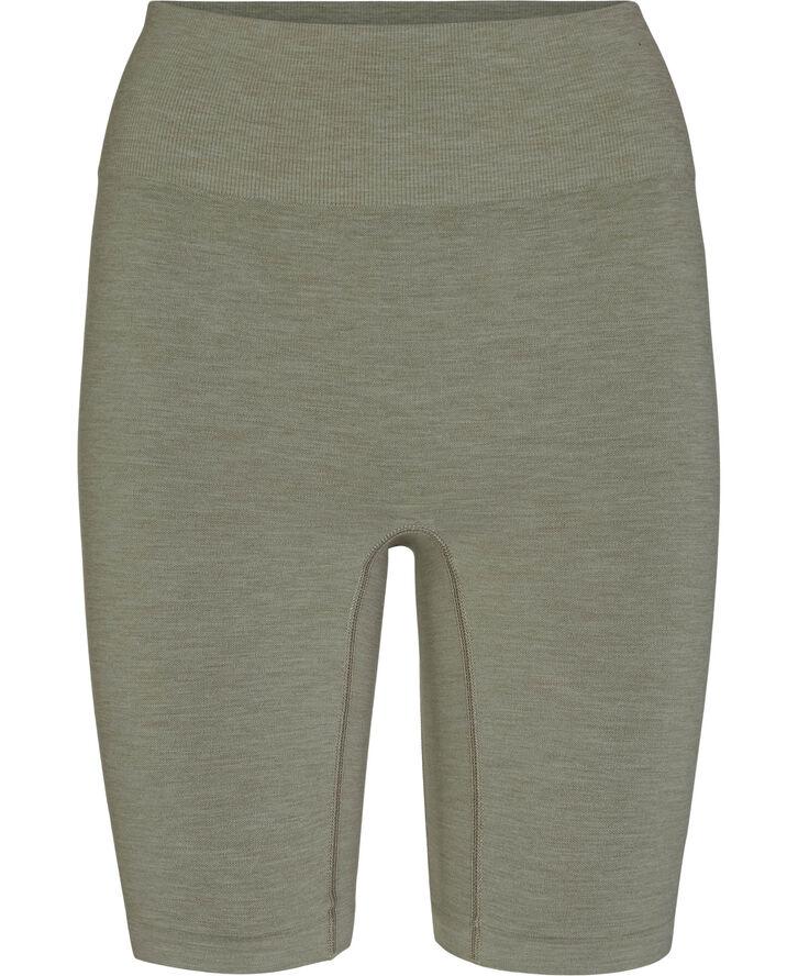 Seamless Biker Shorts
