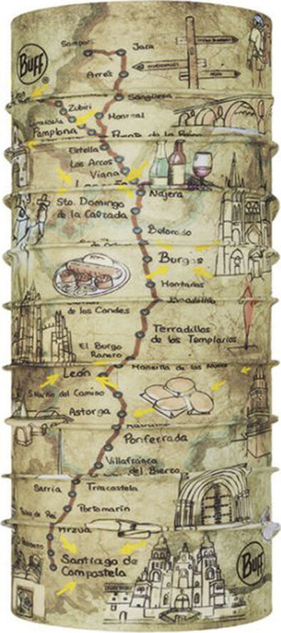 BUFF Camino GeoTopics