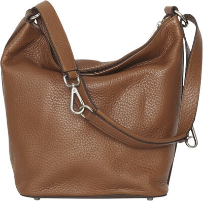 Small shoulder bag w/two way strap