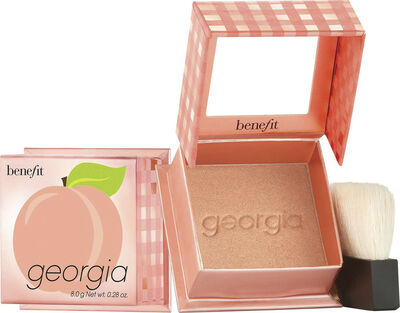 Georgia 2.0 - Peach Blush