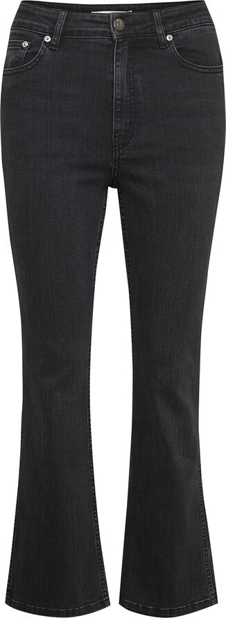 EmilindaGZ HW 7/8 flared pants NOOS
