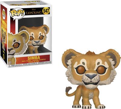 Funko! POP VINYL Disney The Lion King Simba