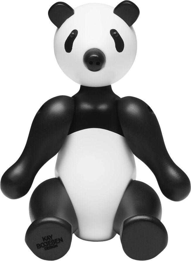 Panda WWF lille sort/hvid