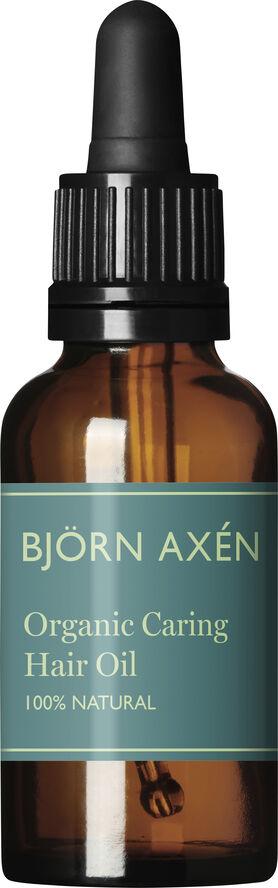 Organic Caring Hair Oil 30 ml.