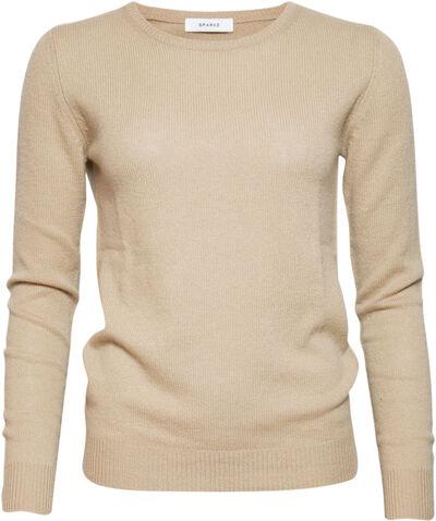 Pure Cashmere O-Neck Pullover