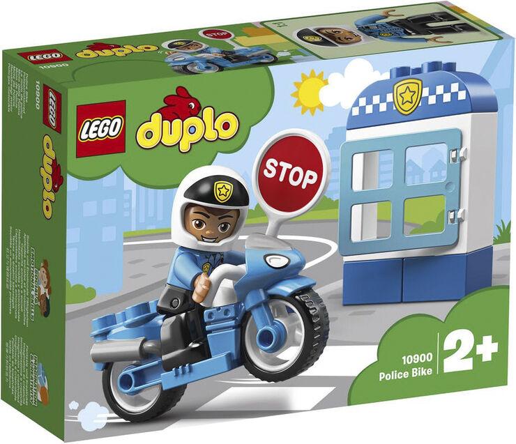 Politimotorcykel