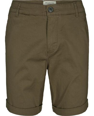 Slhstraight-paris shorts w noos