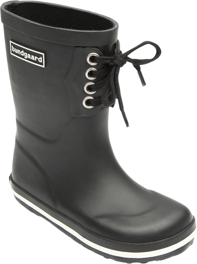 Classic Rubber Boots Lace