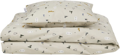 Carmen baby bedding print