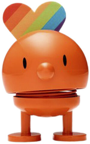 Rainbow Hoptimist - Orange