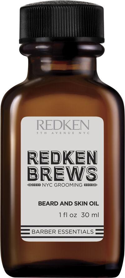 RK BREW BEARD OIL 30ML V805