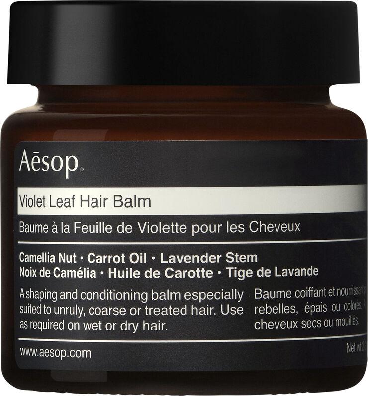 Violet Leaf Hair Balm
