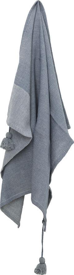 Tea Towel-Macy-Denim Blue