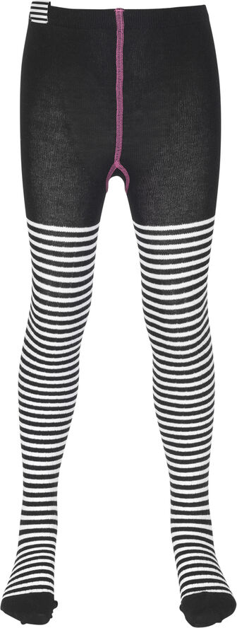 Cotton Rib Tights