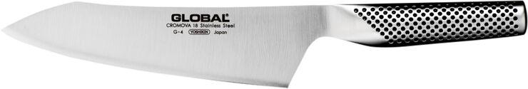 G-4 Kokkekniv stål 18 cm