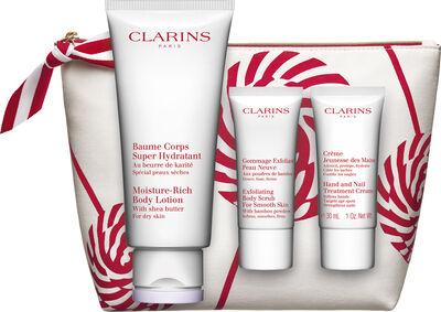 Clarins Hydrating Body julegaveæske