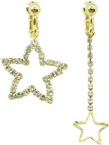 GOLDEN STAR EARRING