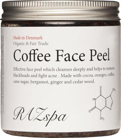 RazSpa Coffee Face Peel 200gr
