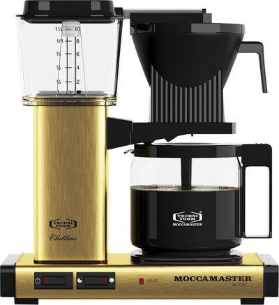 Kaffemaskine Brass