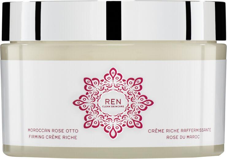 Moroccan Rose Otto Firming Creme Riche