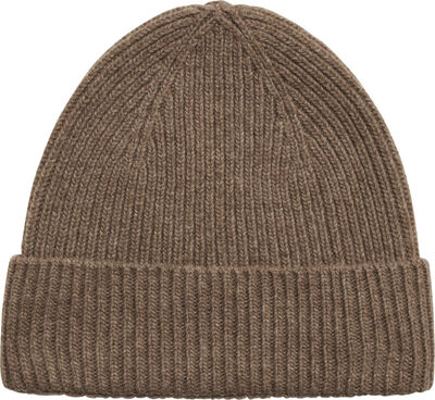 GP Unisex Wool Beanie - Taupe