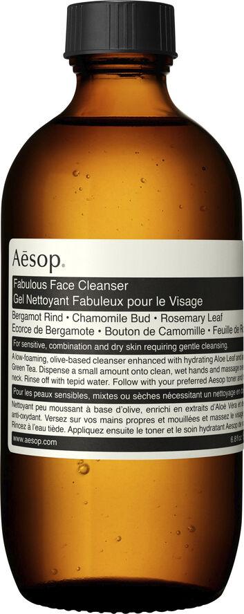 Fabulous Face Cleanser