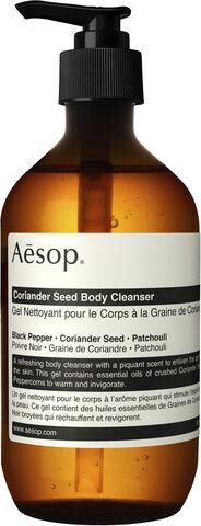 Coriander Seed Body Cleanser 500mL