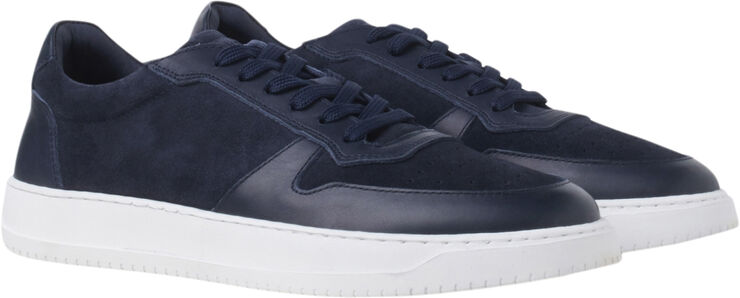 Legacy - Navy Leather