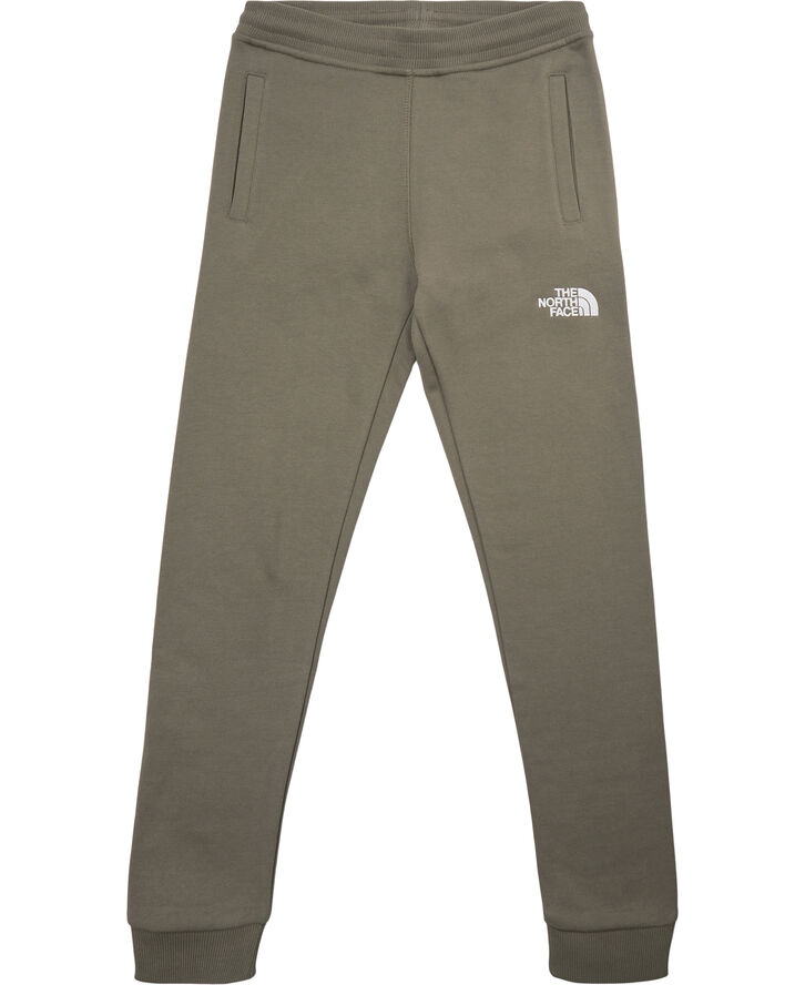 Y FLEECE PANT NEW TAUPE GREEN/TNF W