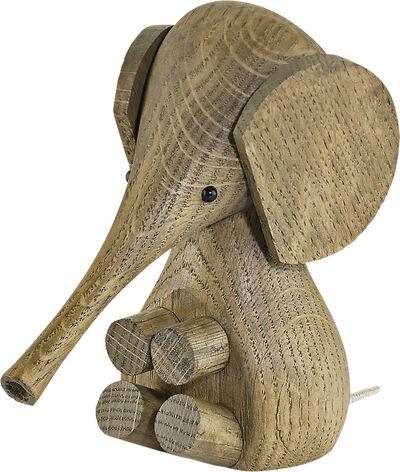 Elefant røget eg