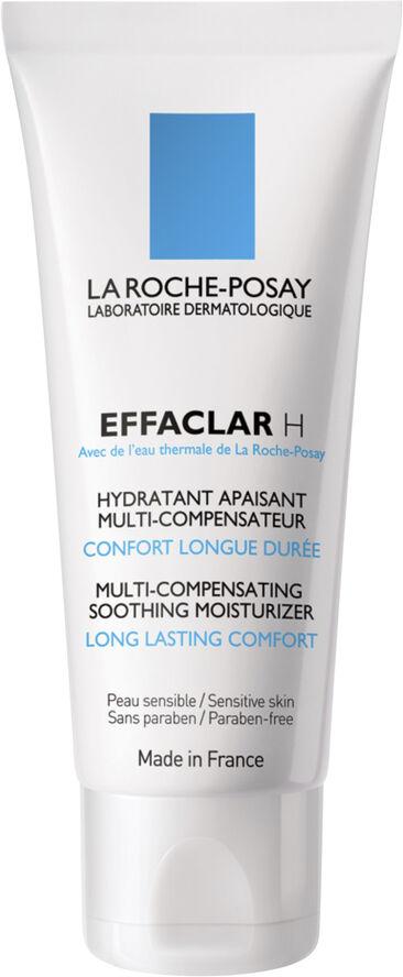 Effaclar H Fugtkompenserende Creme 40 ml.