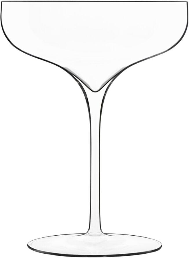 Vinea 2 stk. champagneglas skål Spumante 30 cl.