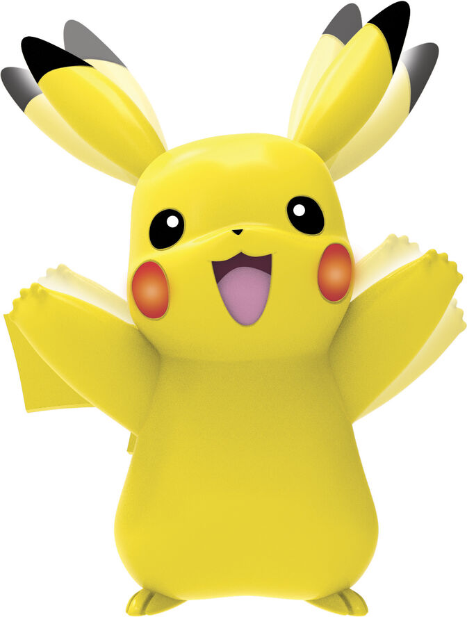 Pokemon Electronic My Partner Pikachu